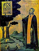 St Adrian the Wonderworker of Poshekhonye