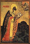 St Theodore the Wonderworker of Murom