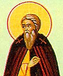 St Daniel the Wonderworker of Pereyaslavl