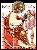 Venerable Bede, the Church Historian
