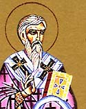 Hieromartyr Helladius the Bishop in the East