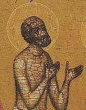 Repose of the Blessed Maximus of Moscow