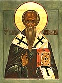 St John the Merciful, Patriarch of Alexandria