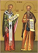 Venerable Nilus the Faster of Sinai
