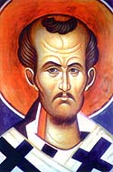 St John Chrysostom the Archbishop of Constantinople