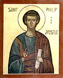 Holy, All-Praised Apostle Philip