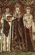St Theodora the Empress