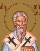 St Proclus the Archbishop of Constantinople