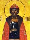 Martyr Michael the Prince of Tver