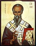 St Clement the Bishop of Ochrid and Enlightener of the Bulgarians
