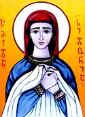 St Sidonia of Georgia