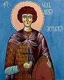 Martyr Constantine the Prince of Georgia