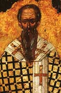 Hieromartyr Dionysius the Areopagite the Bishop of Athens