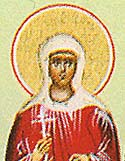 Martyr Memelchtha of Persia