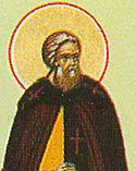 Venerable Sergius the Obedient of the Kiev Near Caves
