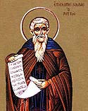 St Theophanes the Confessor and Hymnographer, Bishop of Nicea