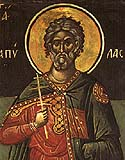 Martyr Papylus at Pergamus