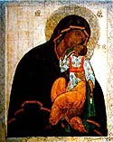 Icon of the Mother of God of Yakhrom