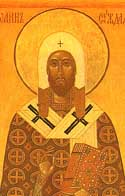 St John the Bishop of Suzdal