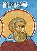 Venerable Joseph the Igumen and Wonderworker of Volokolamsk