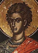 Martyr Nestor of Thessalonica