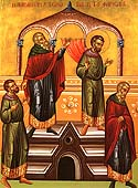 Sunday of the Publican and the Pharisee <em>Beginning of the Lenten Triodion</em>