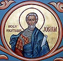Righteous Joshua the son of Nun (Navi)