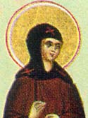 Venerable Martha the Mother of St Simeon Stylites