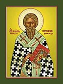 St John the Faster the Patriarch of Constantinople