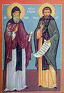 Venerable Anthony of the Kiev Near Caves