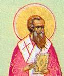 Hieromartyr Babylas the Bishop of Antioch