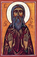 Venerable Simeon the Wonderworker