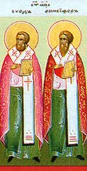 Apostle Evodius (Euodias) of the Seventy
