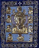 Icon of the Mother of God &amp;ldquo;of the Sign&amp;rdquo;, the &amp;ldquo;Kursk-Root&amp;rdquo;