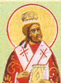 St Joseph the New of Partos the Metropolitan of Timishoara (Romania)