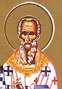 St Philotheus the Presbyter in Asia Minor