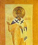 Apostle Aristarchus of the Seventy
