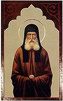 Venerable Nicodemus the Prosphora Baker of the Kiev Near Caves