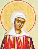 Martyr Rhipsime of Armenia