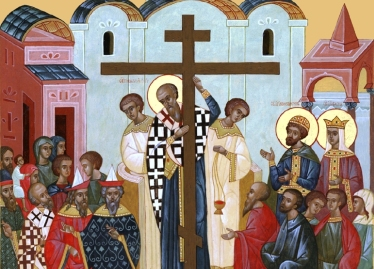 Elevation of the Life-giving Cross