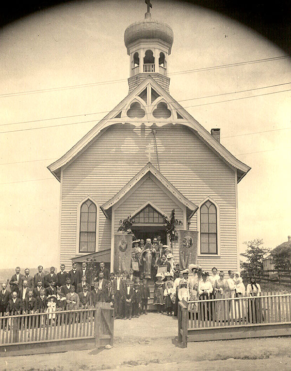Orthodox Christians in North America - Chapter 2 - Orthodox Church in America