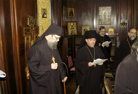 Archimandrite Alexander Golitzin