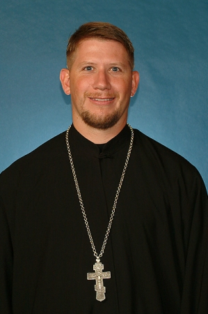 Priest John E. Parker 