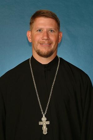 Priest John E. Parker
