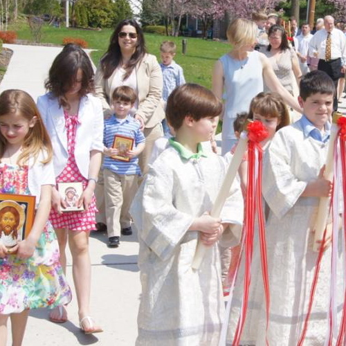 Orthodox Youth Month