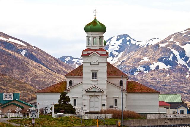 Unalaska Cathedral