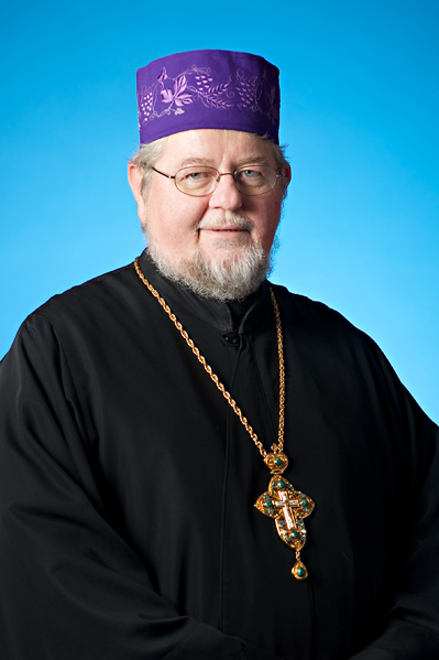 Father David Mahaffey