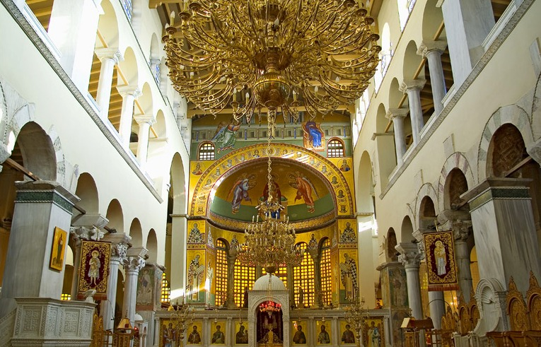 St Demetrios Church, Greece