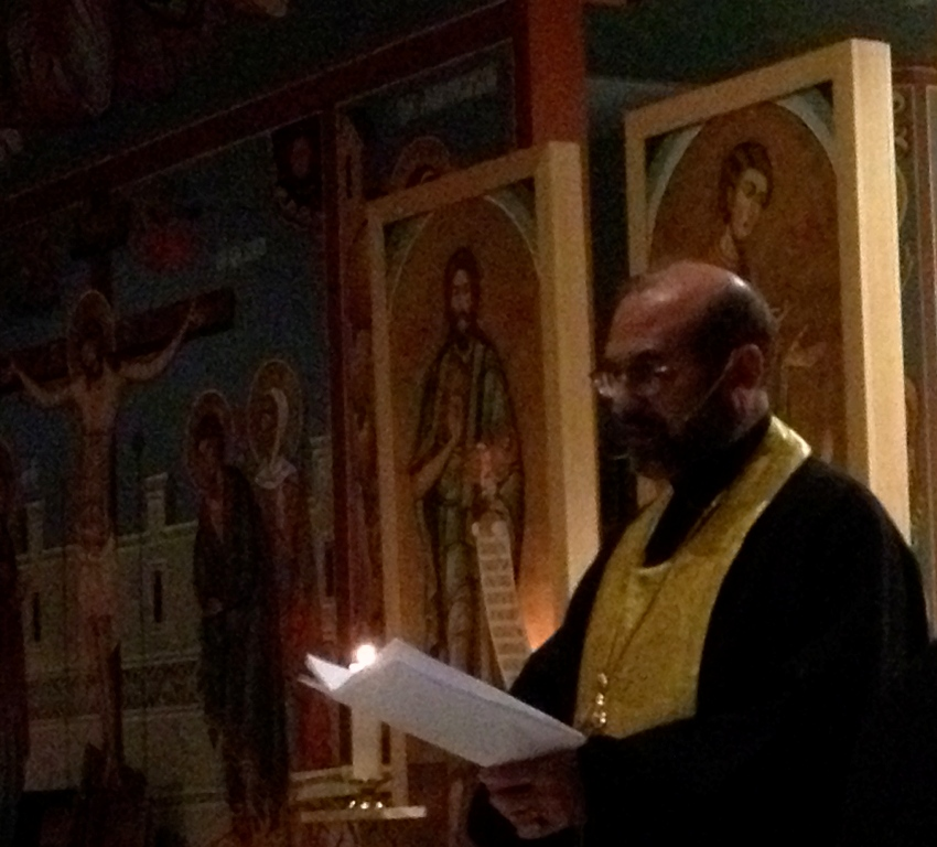 Archpriest Alexander Garklavs