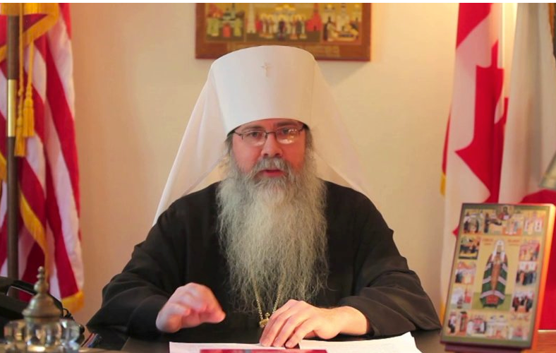 Metropolitan Tikhon Video Address